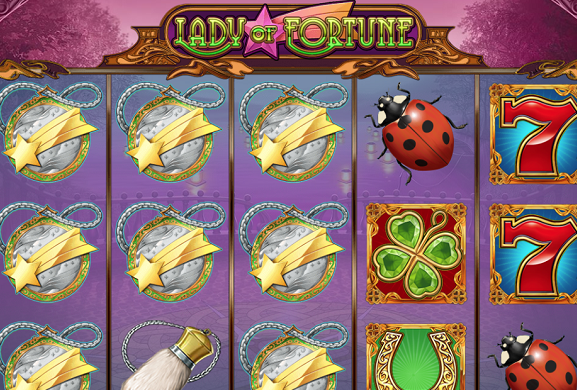 Lady Of Fortune Online Slot Mentioned for Players