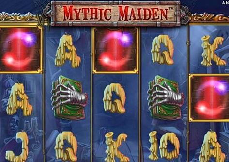Mythic Maiden Slot Summarized for Internet Casino Players